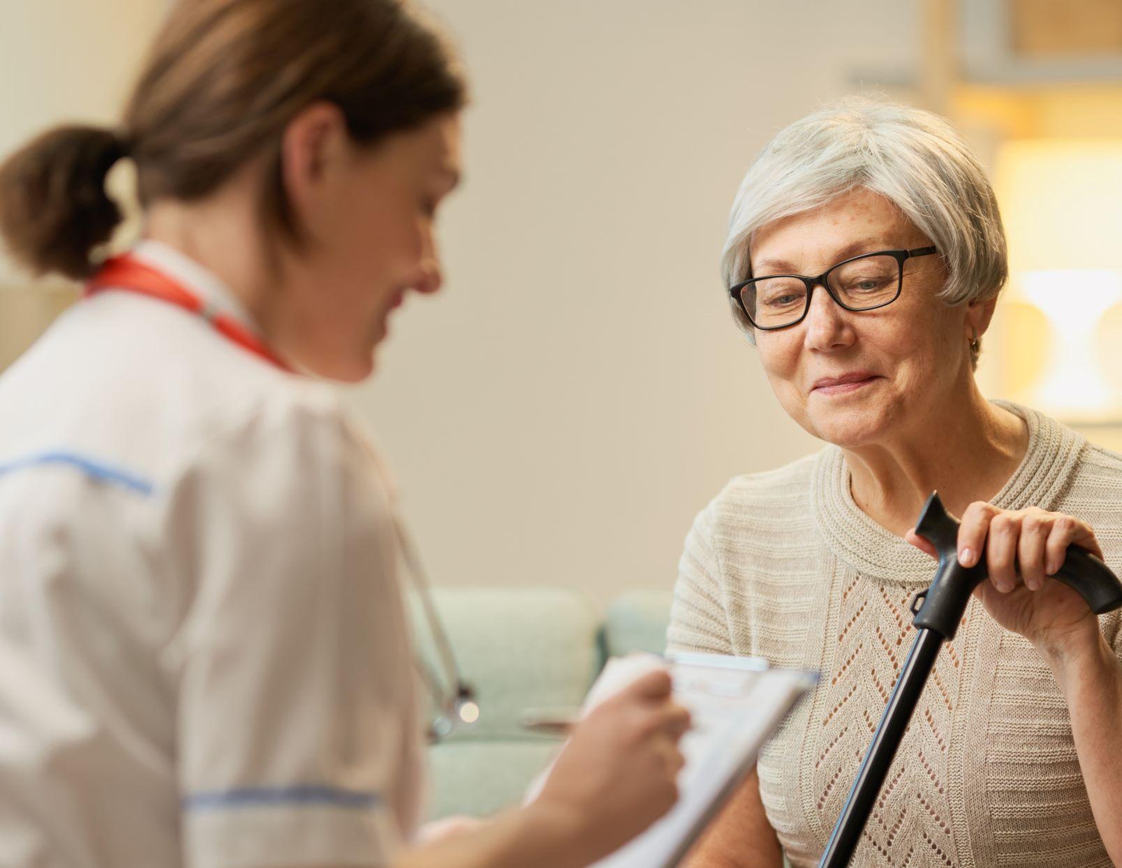 Kankerpatiënt kiest niet bewust ziekenhuis en vindt het lastig